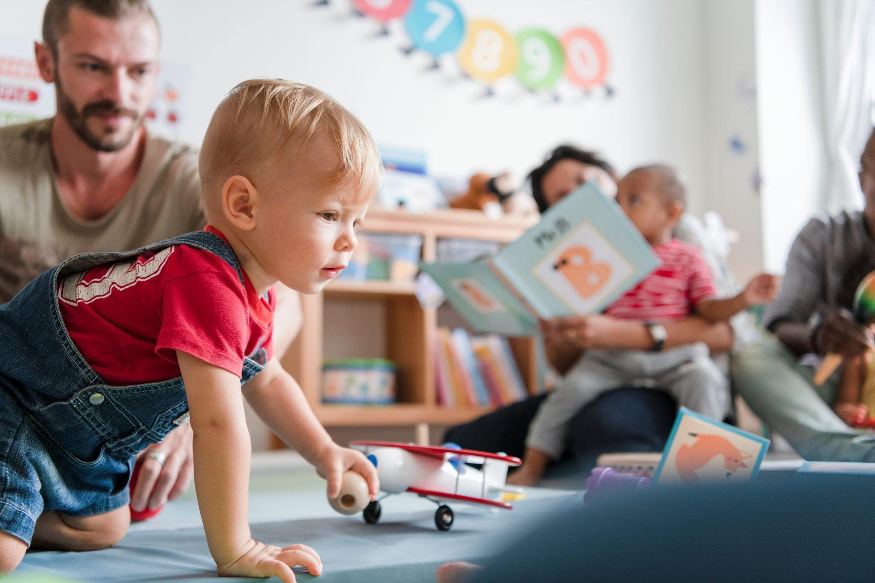 Taller de padres Montessori