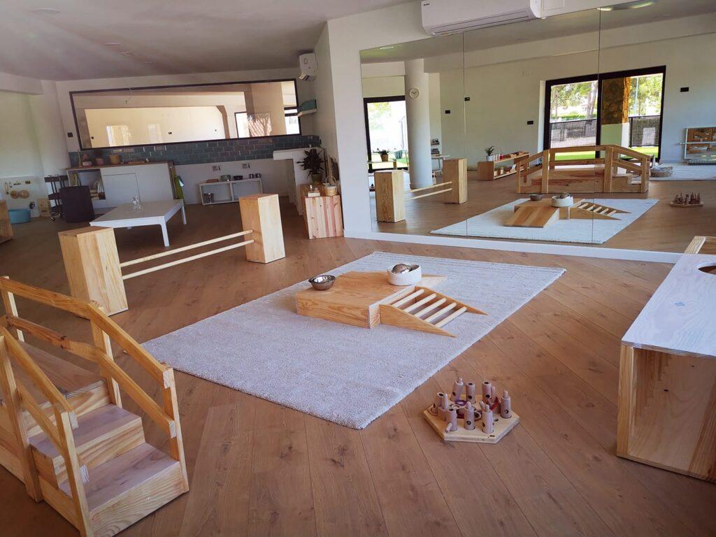 Instalaciones de Harmony Montessori en La Nucía
