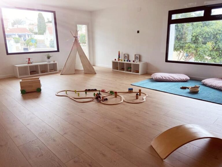 Estancia de Harmony Montessori en La nucia